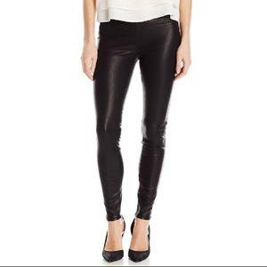 [BLANKNYC] Pull-ON Black Leather Like Leggings
